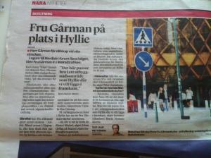 Fru Gårman
